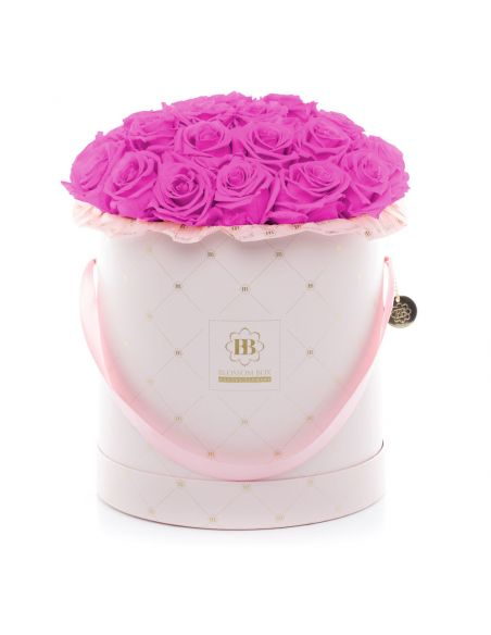 XL - Premium Rose - Bouquet de Luxe - Paris Hot Pink