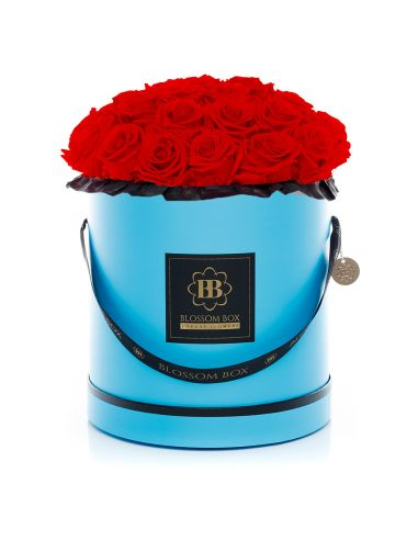 XL - Classic Blue - Bouquet de Luxe - Adriana Red