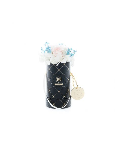 XS - Premium Black - Mixed Infinitybouquet - Greek Holiday