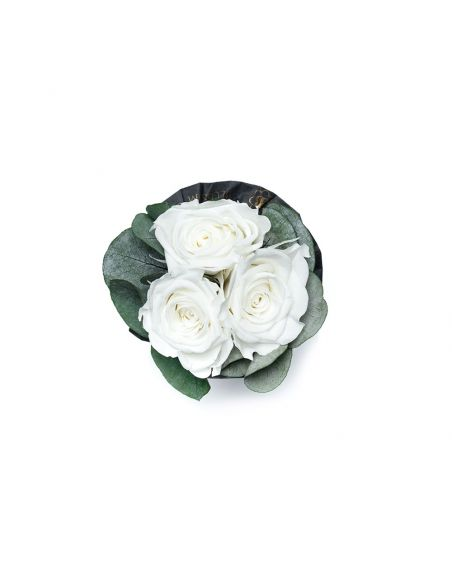 XS - Classic White - Mixed Infinitybouquet - Double Classic