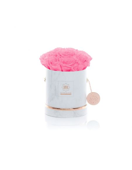 S - Marble - Bouquet de Luxe - Mary Pink