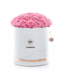 XL - Marble - Bouquet de Luxe - Mary Pink